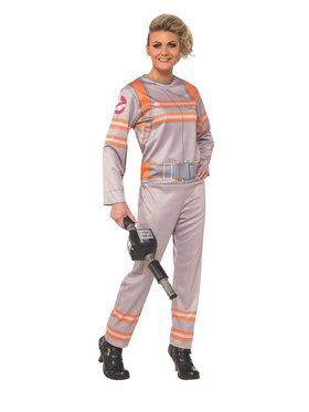 Classic Ghostbuster Female Costume