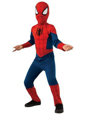 Men's Classic Ultimate Spider - man Adult Costume