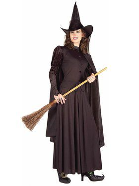 Classic Witch Costume for Adults