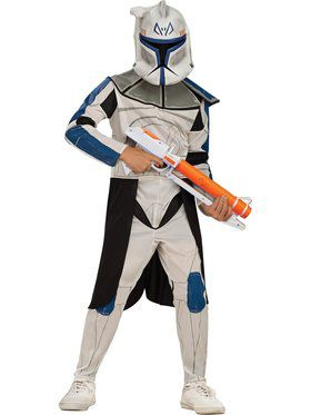 Clone Trooper (tm) Leader Rex Child