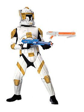 Star Wars The Clone Wars Clone Trooper Blaster