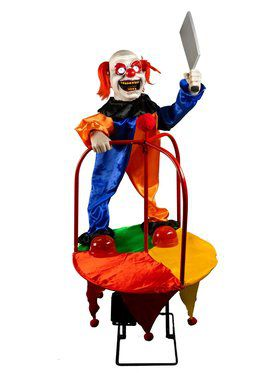 Clown Carousel