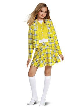 Clueless Cher Yellow Suit Classic