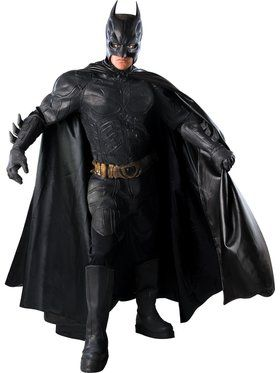 Collectors Edition Batman Costume