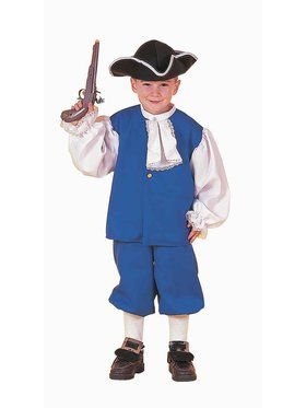 Colonial Boy  sc 1 st  BuyCostumes.com & Colonial Costumes - Halloween Costumes | BuyCostumes.com