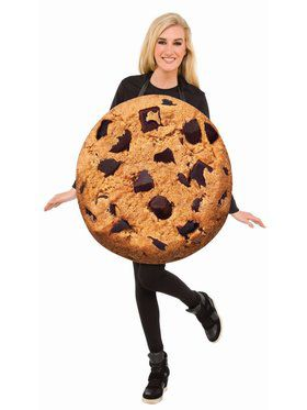 Cookie - Adult - O/S Adult Costume