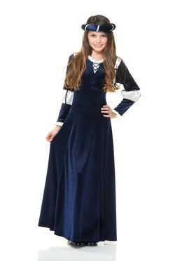 Country Wench Girls Child Costume