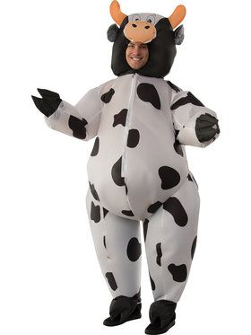 Cow Inflatable One-Size Adult Costume
