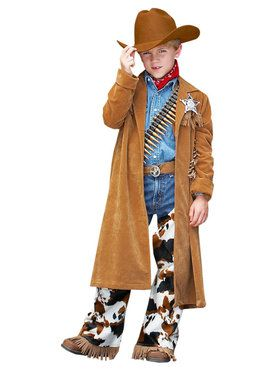 Cowboy Duster with Hat  sc 1 st  BuyCostumes.com & Western Cowboy and Indian Costumes - Halloween Costumes ...