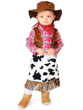 Cowgirl Princess Infant Costume  sc 1 st  BuyCostumes.com & Kidu0027s Western and Native American - Kids Halloween Costumes ...