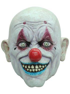 Adult's Crappy The Clown 2018 Halloween Masks