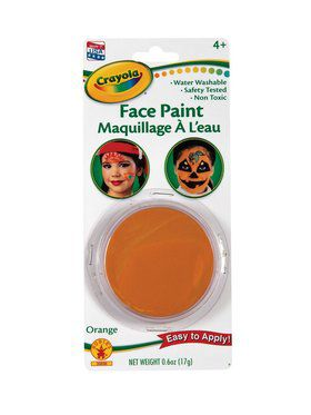 Crayola Make Up Pods - Orange