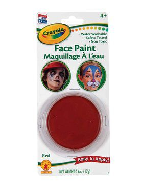 Crayola Make Up Pods - Red