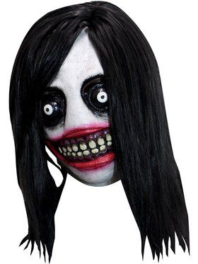 Creeepypasta: J. the Killer Adult Mask