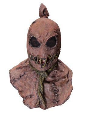 Creepy Scarecrow Adult Mask