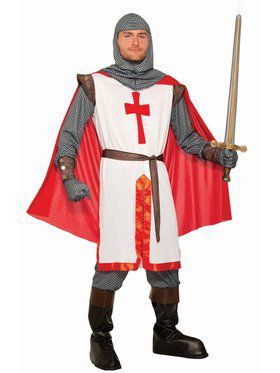 Crusader Knight Adult Costume
