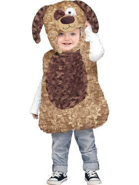 Cuddly Puppy Infant Costume