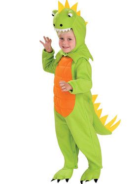 Cute Lil Dinosaur Costume for Toddlers