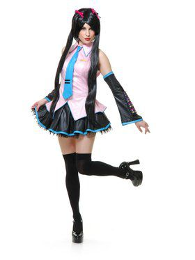 Cyber Idol Adult Costume