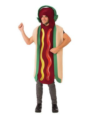 Dancing Hot Dog Costume