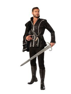 Dark Prince Adult Costume