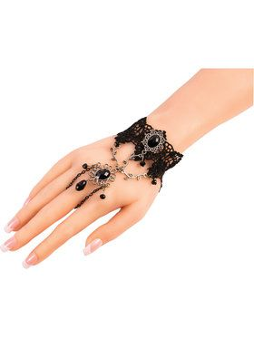 Dark Royalty Hand Jewelry