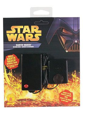 Star Wars Darth Vader Breathing Device
