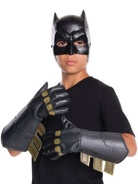 Batman v Superman: Dawn of Justice - Batman Kids Gauntlets