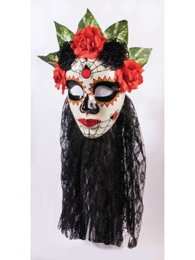 Day Of Dead - Senora - Black Lace