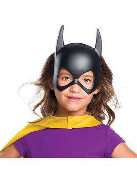 DC Comics Batgirl 2018 Halloween Masks for Kids