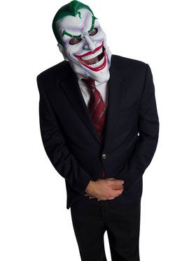 DC Comics Super Villains Unhinged Joker Mask