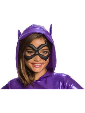 DC Super Hero Batgirl 2018 Halloween Masks for Girls