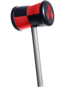 Girls DC Super Hero Girls Harley Quinn Mallet
