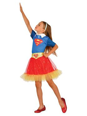 Girl's DC Super Hero Supergirl Skirt