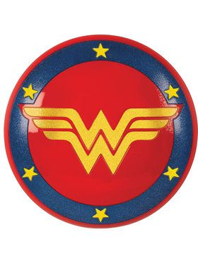 DC Super Hero Wonder Woman Shield for Girls