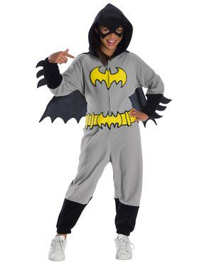 DC Super Heroes Batgirl Onesie Child Costume