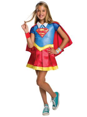 Dc Superhero Girls Supergirl Deluxe Cost