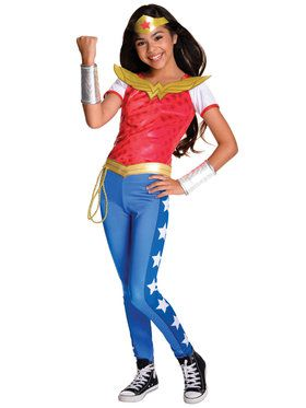 Dc Superhero Girls Wonder Woman Deluxe C