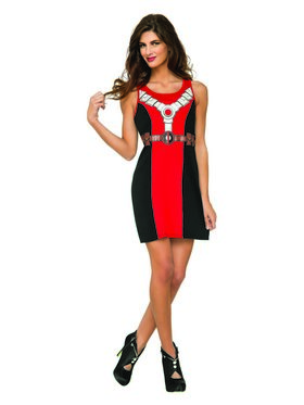 Women's Classic Deadpool Tank Dress
