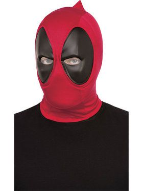 Adult Deadpool Deluxe 2018 Halloween Masks