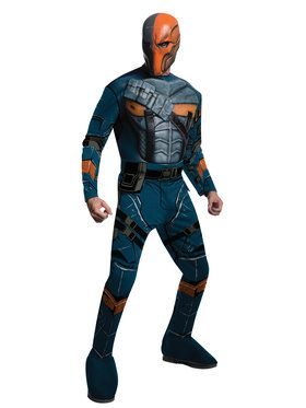 Batman Arkham - Deathstroke Deluxe Adult Costume