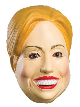 Deleter Of The Free World Hillary Clinton 2018 Halloween Masks