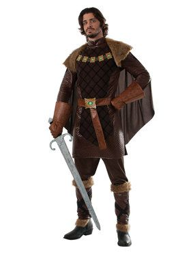 Deluxe Adult Forest Prince Costume
