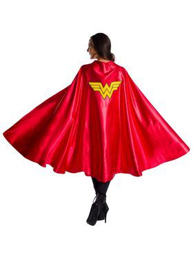 Deluxe Adult Wonder Woman Cape