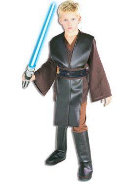 Deluxe Anakin Skywalker Tm Child