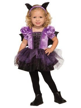 Deluxe Bat Witch - I Child Costume