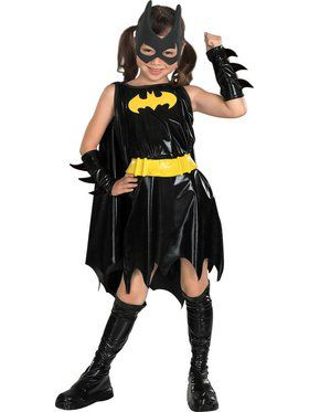 Childs Batgirl Costume Deluxe