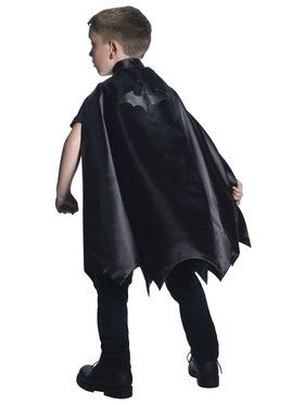 Deluxe Batman Cape For Kids