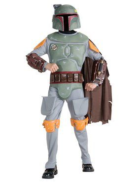 Deluxe Boba Fett Tm Child