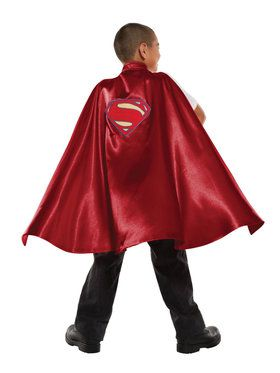 Deluxe Child Superman Cape